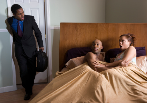 Why Some Ladies Cheat on their Partners